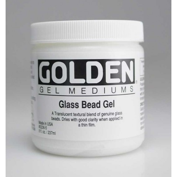 Gel perle de verre GOLDEN