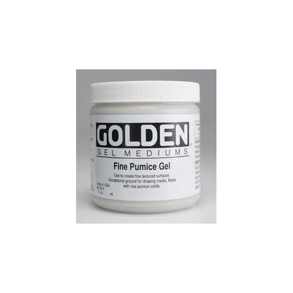 Gel de pierre pnce fin Golden