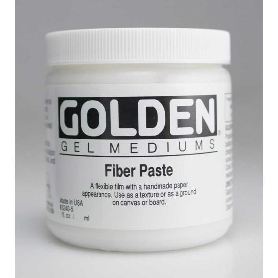 Gel pâte à fibre Golden
