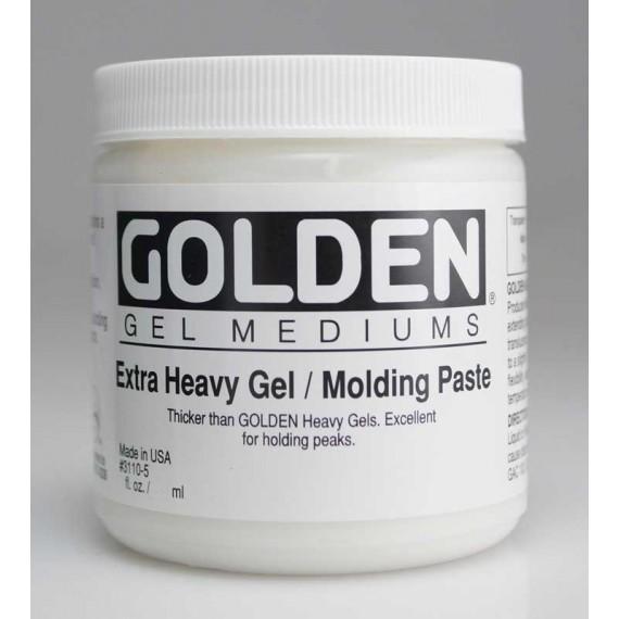 Modeling paste / Gel trés épais très épais Golden