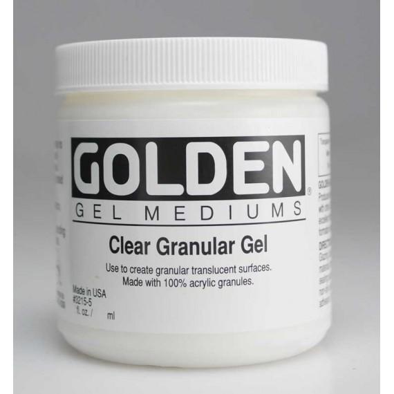 Gel acrylique à grains cristallin GOLDEN