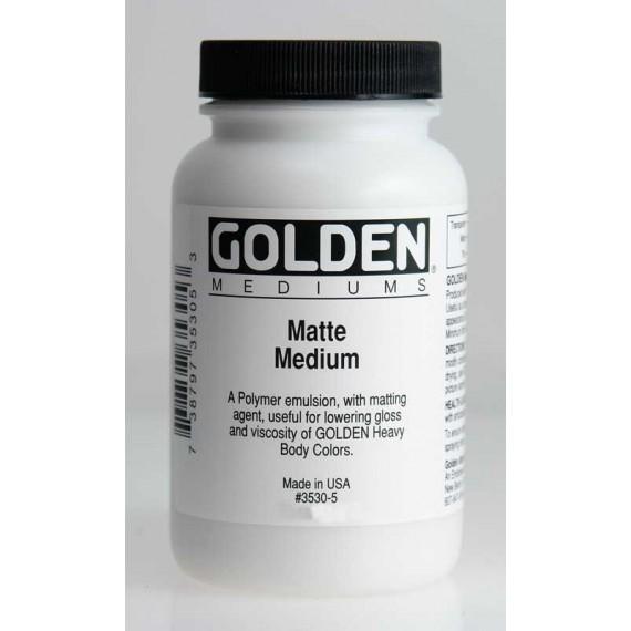 Médium acrylique GOLDEN