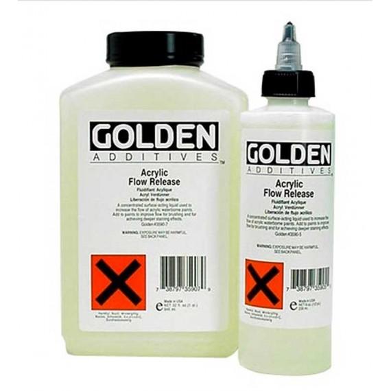 Médium acrylique GOLDEN Flow release
