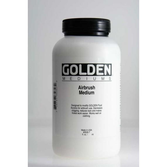 Médium acrylique airbrush Golden