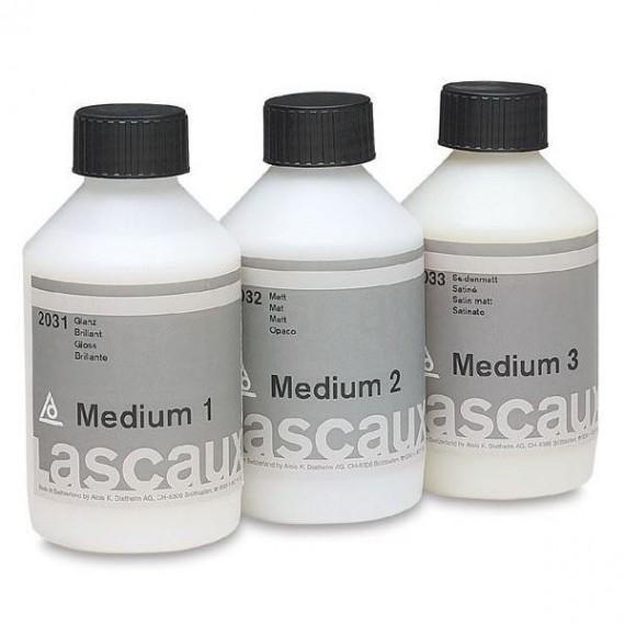 Médium acrylique Lascaux