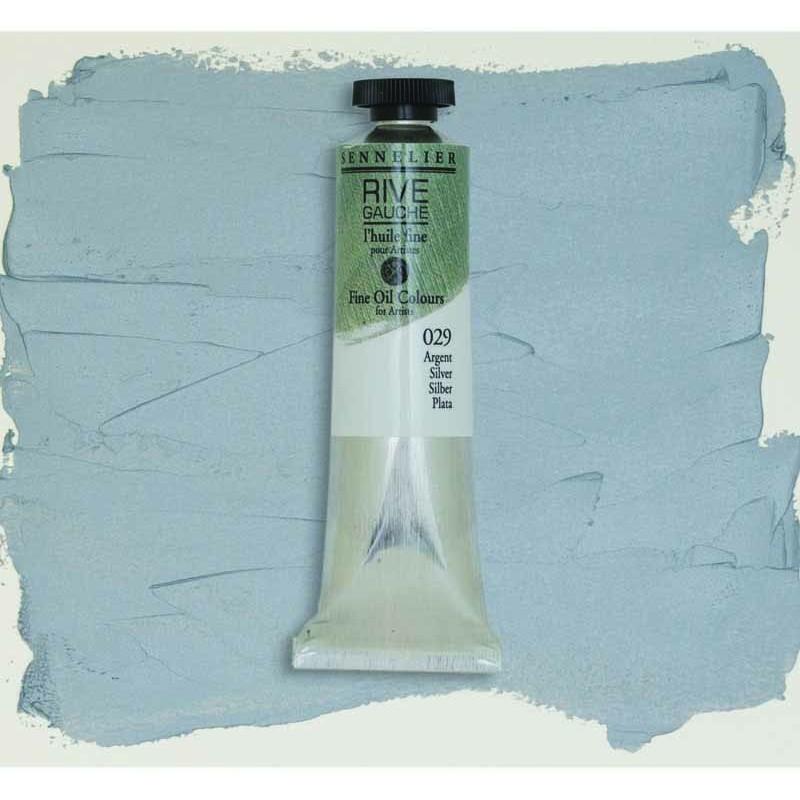Peinture à l'huileSennelier Rive Gauche