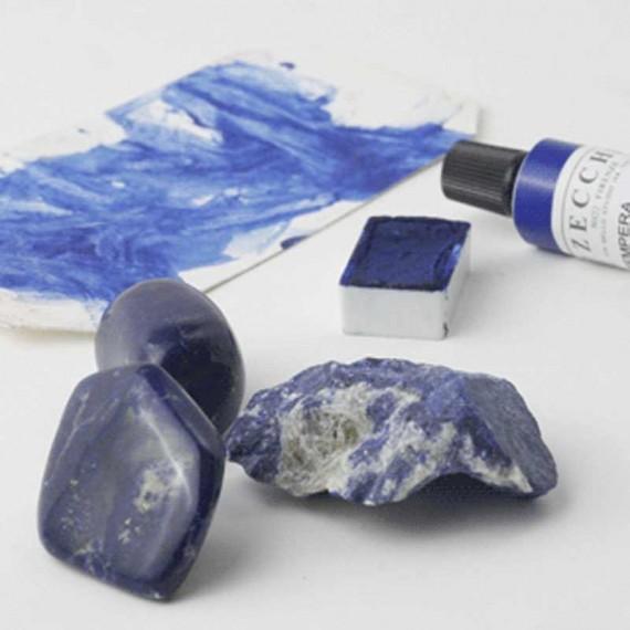Huile historique Zecchi  Zecchi:Lapis Lazuli