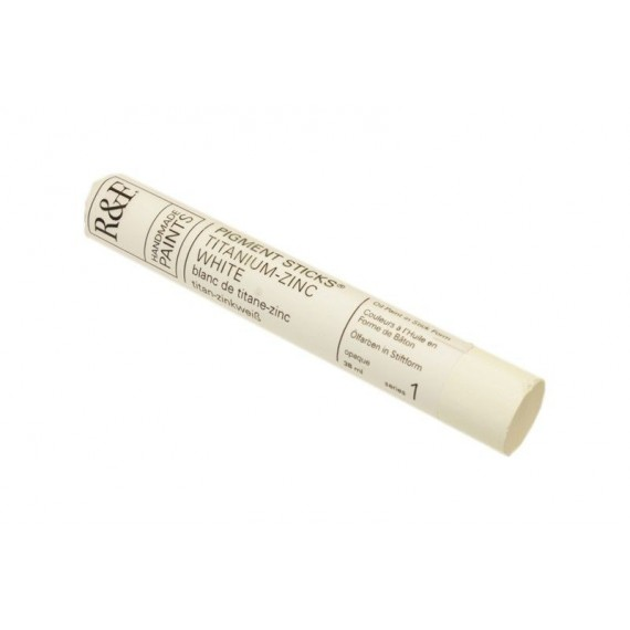 Huile en bâton R&F  huile R&F:blanc de titane zinc