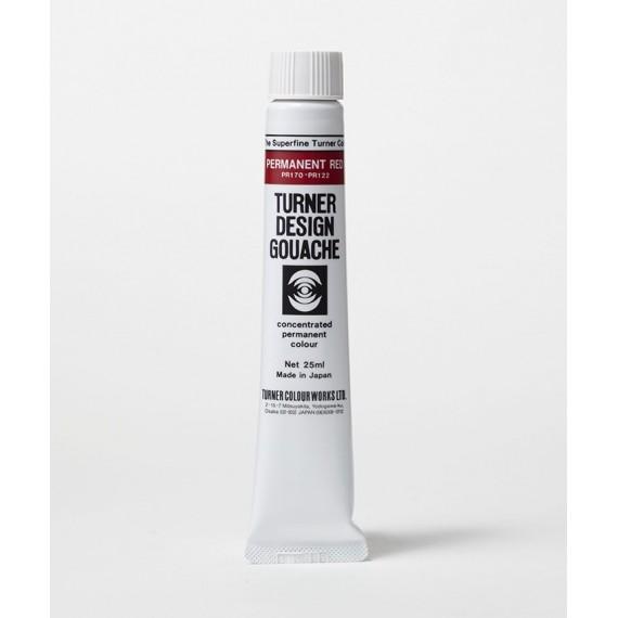 Gouache TURNER Design - Extra-fine - Série 1 - Pot: 100 ml - Mixing white
