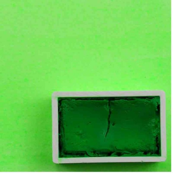 Kremer watercolor aquarelle Kremer:vert fluorescent