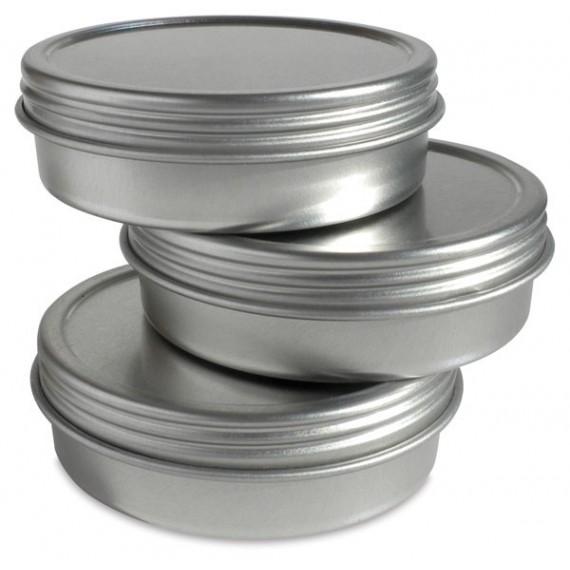 Boite métal vide ENKAUSTIKOS - Pour encaustique